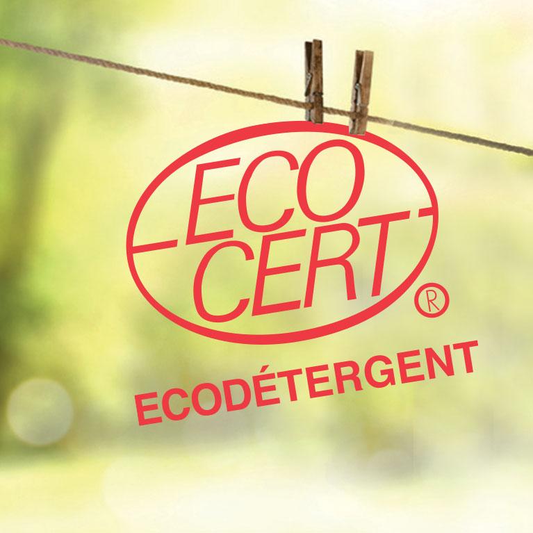 Les produits BIOVIE® certifiés ECOCCERT ECO Détergent