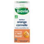 Senteur orange cannelle Biovie