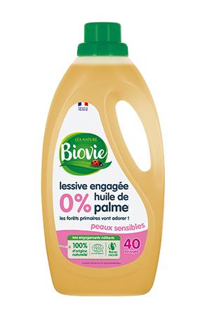 La lessive peaux sensibles Biovie
