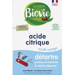 Acide citrique multi-usages