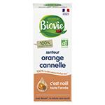 Senteur orange cannelle Biovie