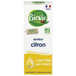 Senteur citron Biovie