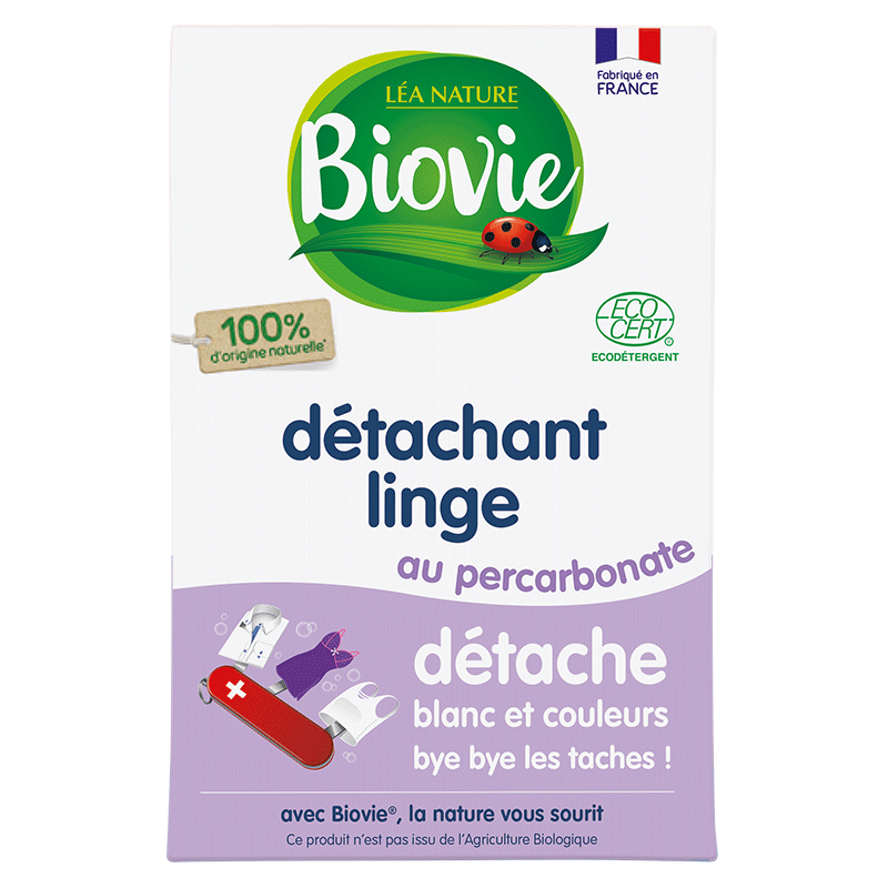 Détachant linge